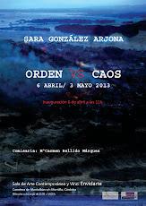 """Exposición """"Orden vs Caos"""""""