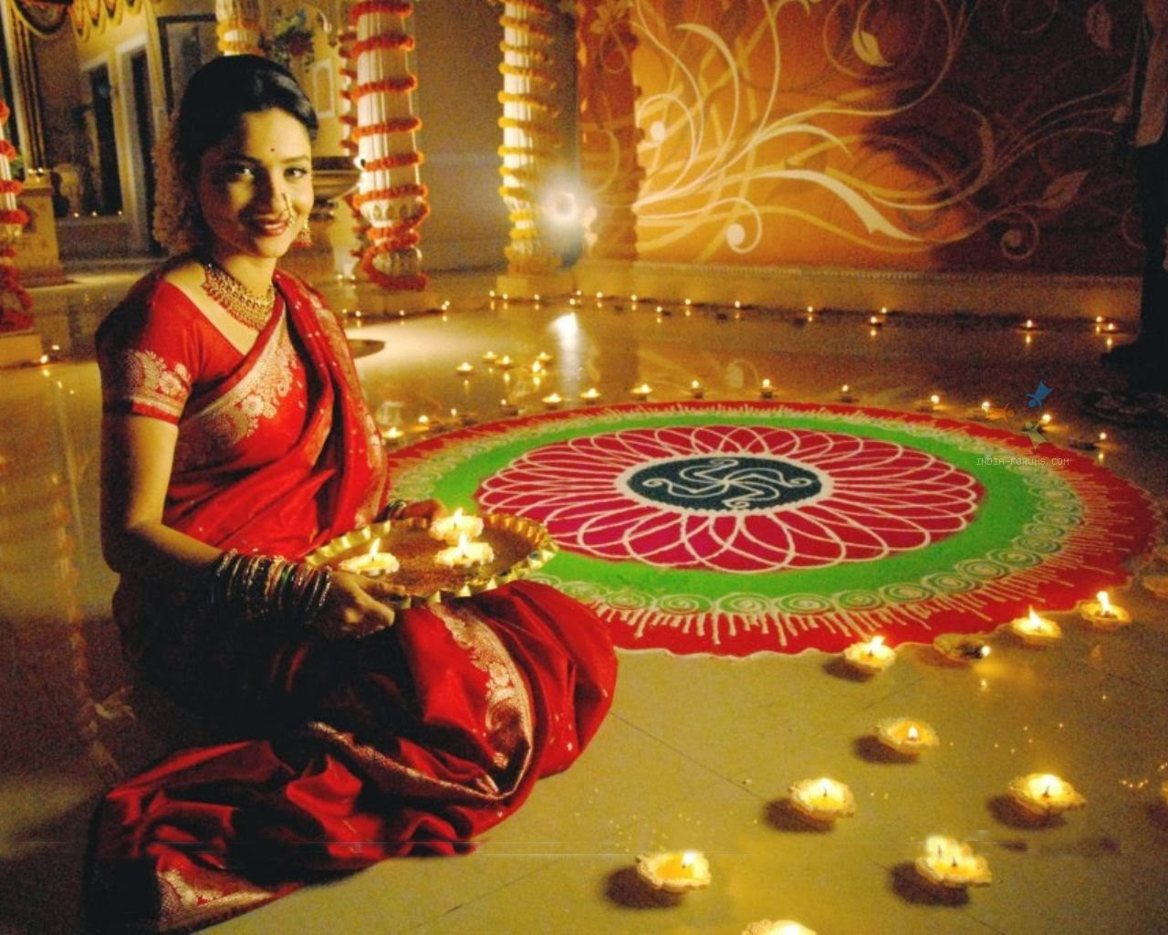 Happy Diwali Rangoli Hd Images Fitrinis Wallpaper