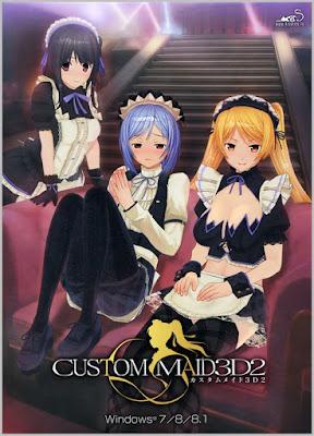 Custom Maid 3D 2 Cover