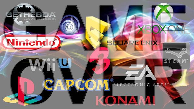 E3 game over 2015
