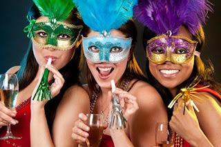 Festa a Fantasia e Carnaval