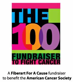 Fiberart for a Cause. The 100 Fundraiser