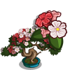 FarmVille Azalea Bonsai Tree - FvLegends.Com