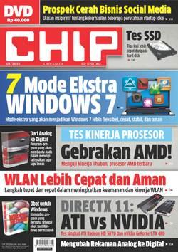 Majalah Chip Juli 2010