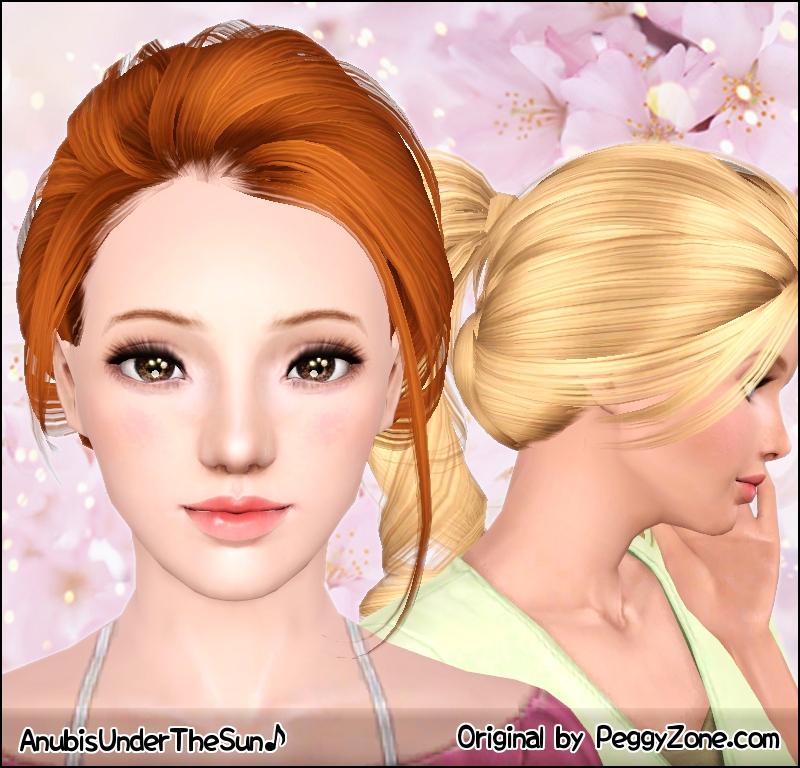 Peggy Teen Model