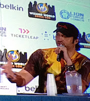 Robert Rodriguez Exclusive Announcements at Wizard World Chicago Con 2013 [with Photos]