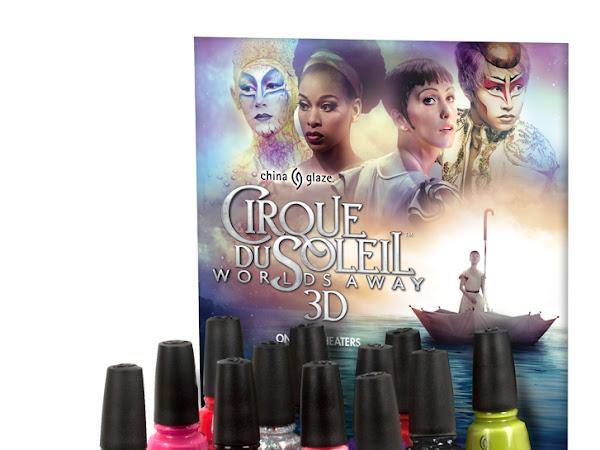 China Glaze - Cirque Du Soleil collection.