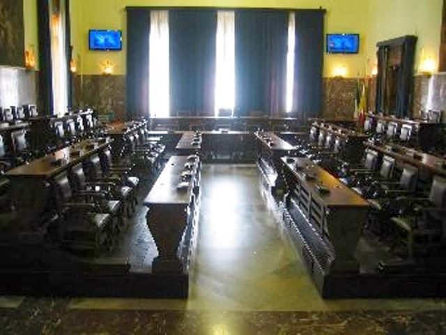 IL PRESIDENTE DEL CONSIGLIO COMUNALE DI MESSINA INTERVIENE SULLA DIRETTA STREAMING