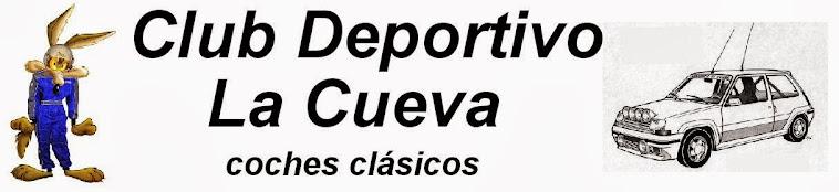 ESCUDERÍA CLUB DEPORTIVO LA CUEVA