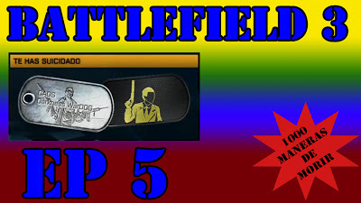 Episodio 5, de la serie 1000 Maneras de Morir, del juego Battlefield 3