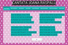 Cantata Joana Raspall