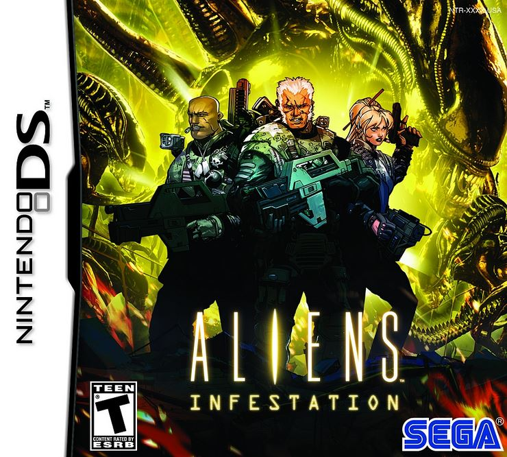 Aliens: Infestation para nintendo ds mediafire