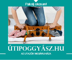 Útipoggyász.hu - Az utazók webáruháza