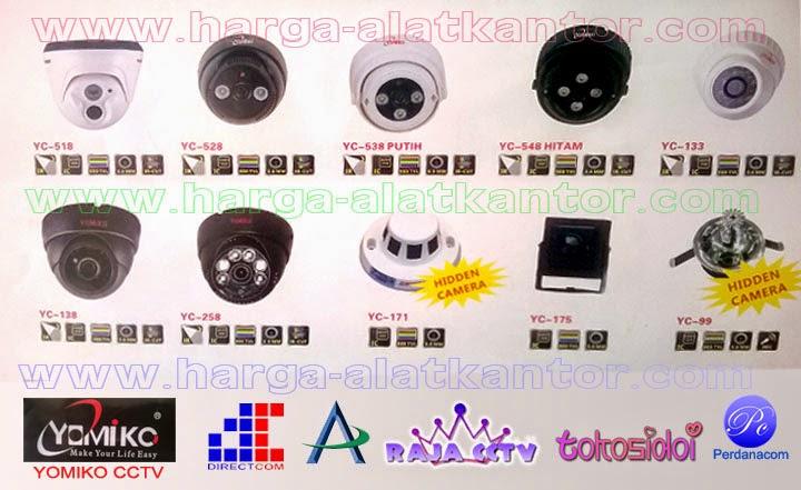 HARGA CCTV YOMIKO DOME