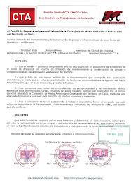 Trasladamos al Comité de Empresa la licitación del mantenimiento y la conservación de presas e infr
