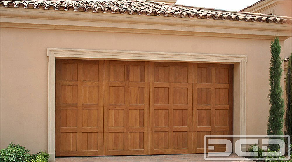 Garage Door Ideas for Mediterranean Homes