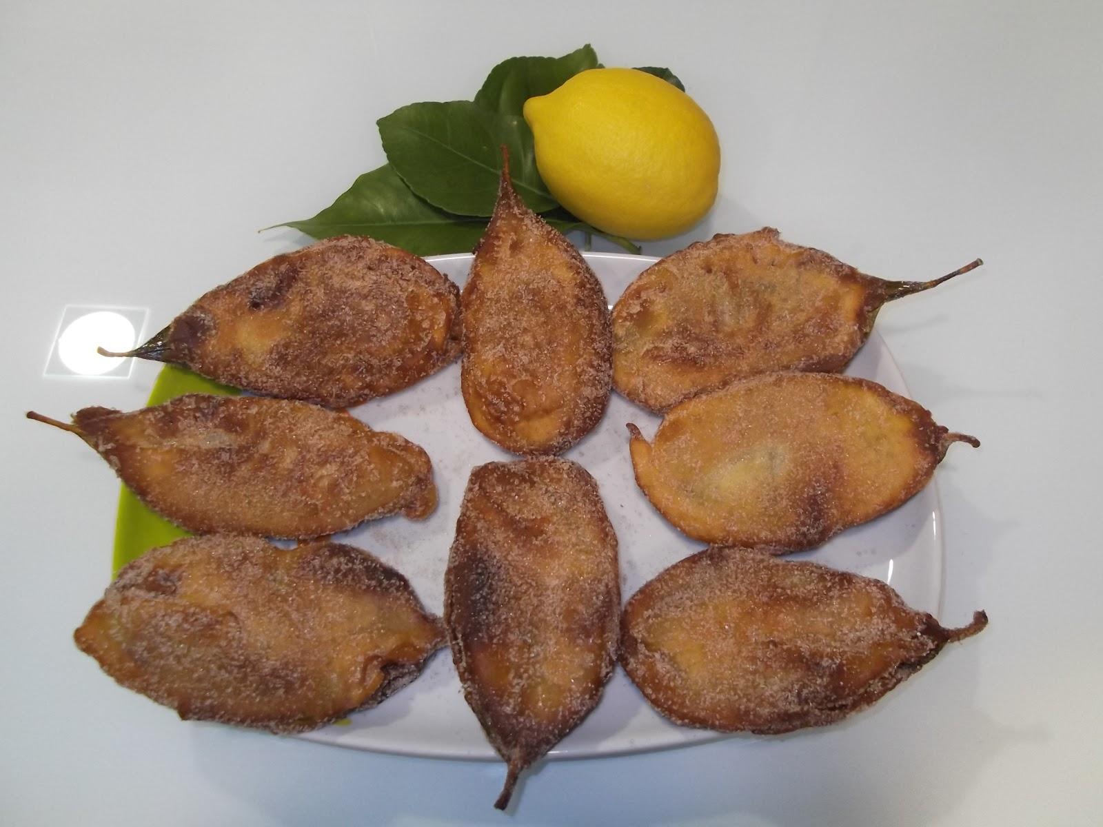 Platos y dulces paparajotes for Platos dulces