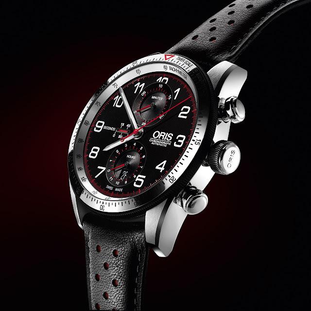 Oris Calobra Limited Edition Watch