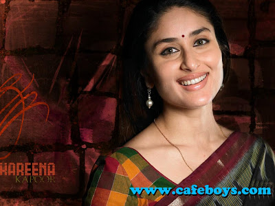 Kareena+Kapoor+in+Saree%252C+Normal+Look+of+Kareena