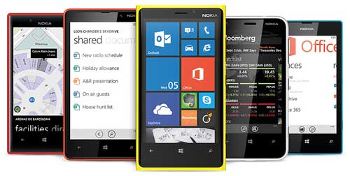 Daftar Harga Nokia Lumia Series