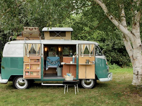 Homebuildlife Hbl Book Of The Week My Cool Campervan