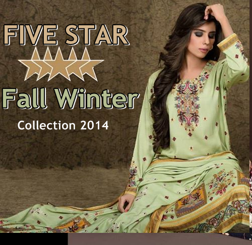 Five Star Winter Collection 2014-15