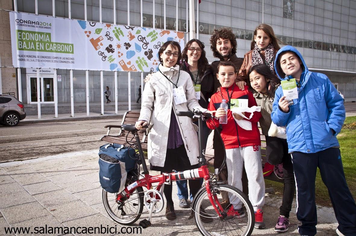 movilidad infantil salamanca madrid