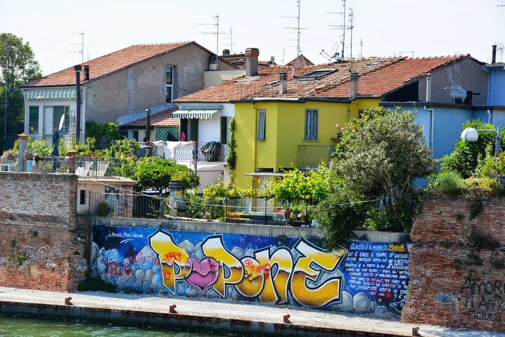 Graffiti Rimini house