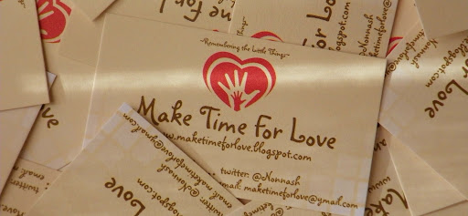 Make Time For Love