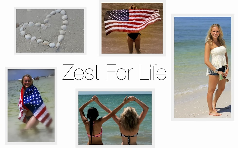 Zest for Life