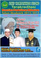 Pendaftaran Mahasiswa Baru STKIP Hamzanwadi Selong
