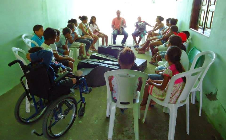 Projeto Banda Marcial Infanto-Juvenil