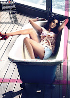 Sarah Jane Dias VOGUE May 2011 HQ Pictures