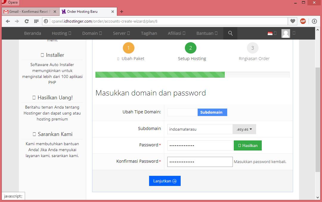 Membuat Website Toko Online Dengan CMS Opencart 3