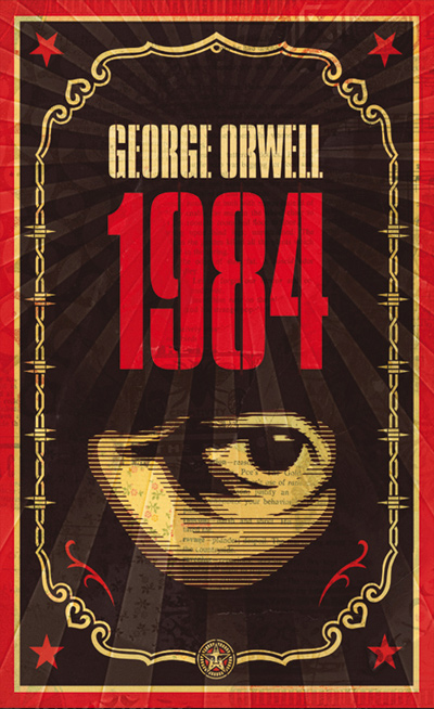 an analysis of big brother in 1984 by george orwell George orwell this section  print word pdf 1984 quotes quote 1: big brother is watching you part 1, chapter 1, pg 3  1984 from bookrags (c)2018 bookrags.