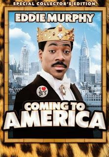 Tìm Vợ Phương Xa - Coming To America