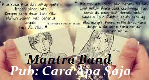 Mantra Band – Kau (3.45 MB) Lagu Sedih Terbaru Terbaik 2016