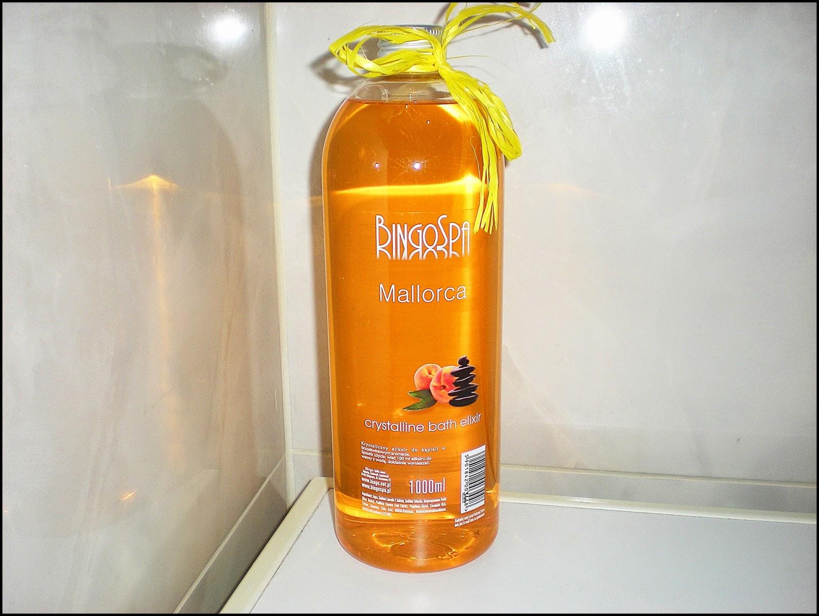 Mallorca Crystalline bath elixir BingoSpa