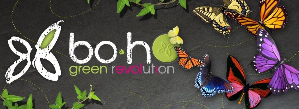 Bo-ho green revolution
