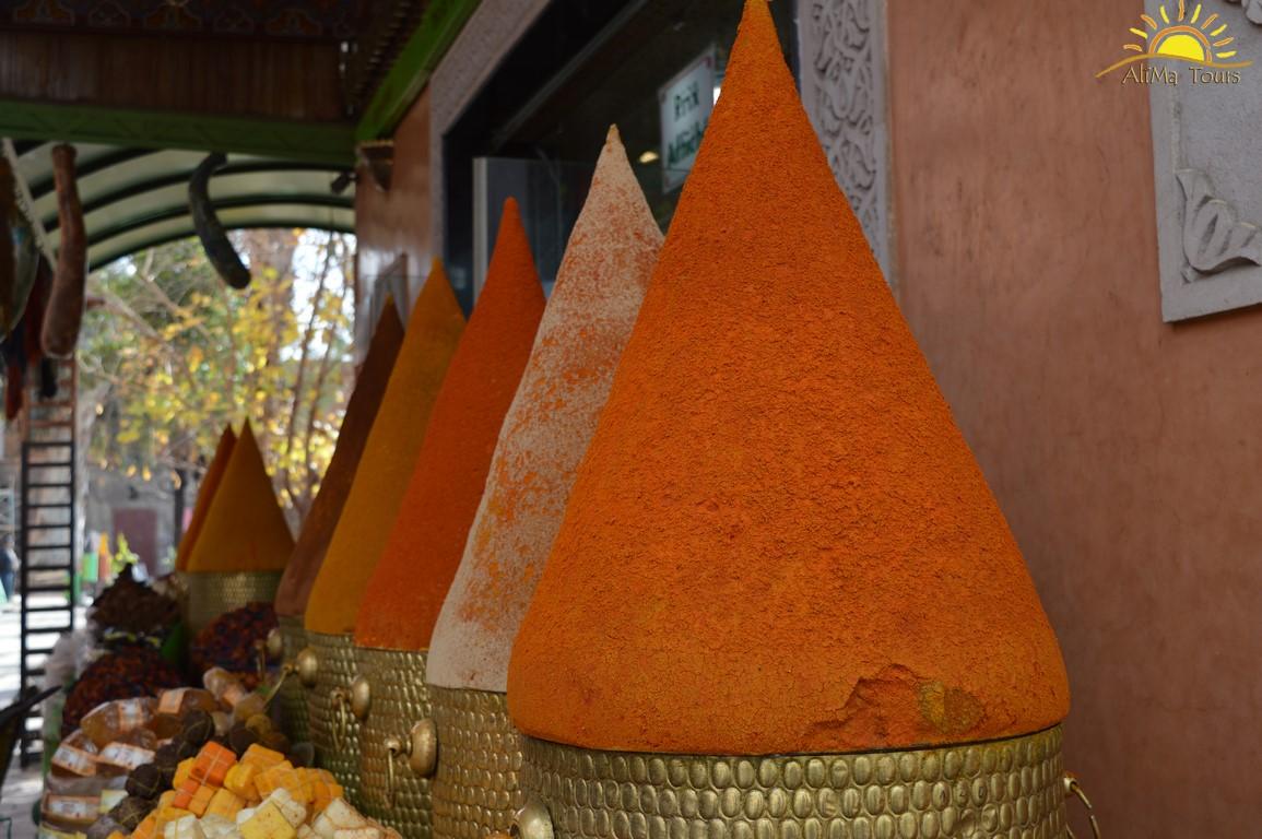 Descubriendo marruecos con al ma tours las especies de - Decoracion marruecos ...