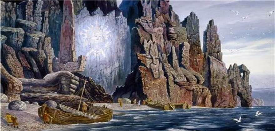 Ο αποικισμός της Β.Ευρώπης από τους αρχαίους Έλληνες και η μυθική Υπερβόρεια !!