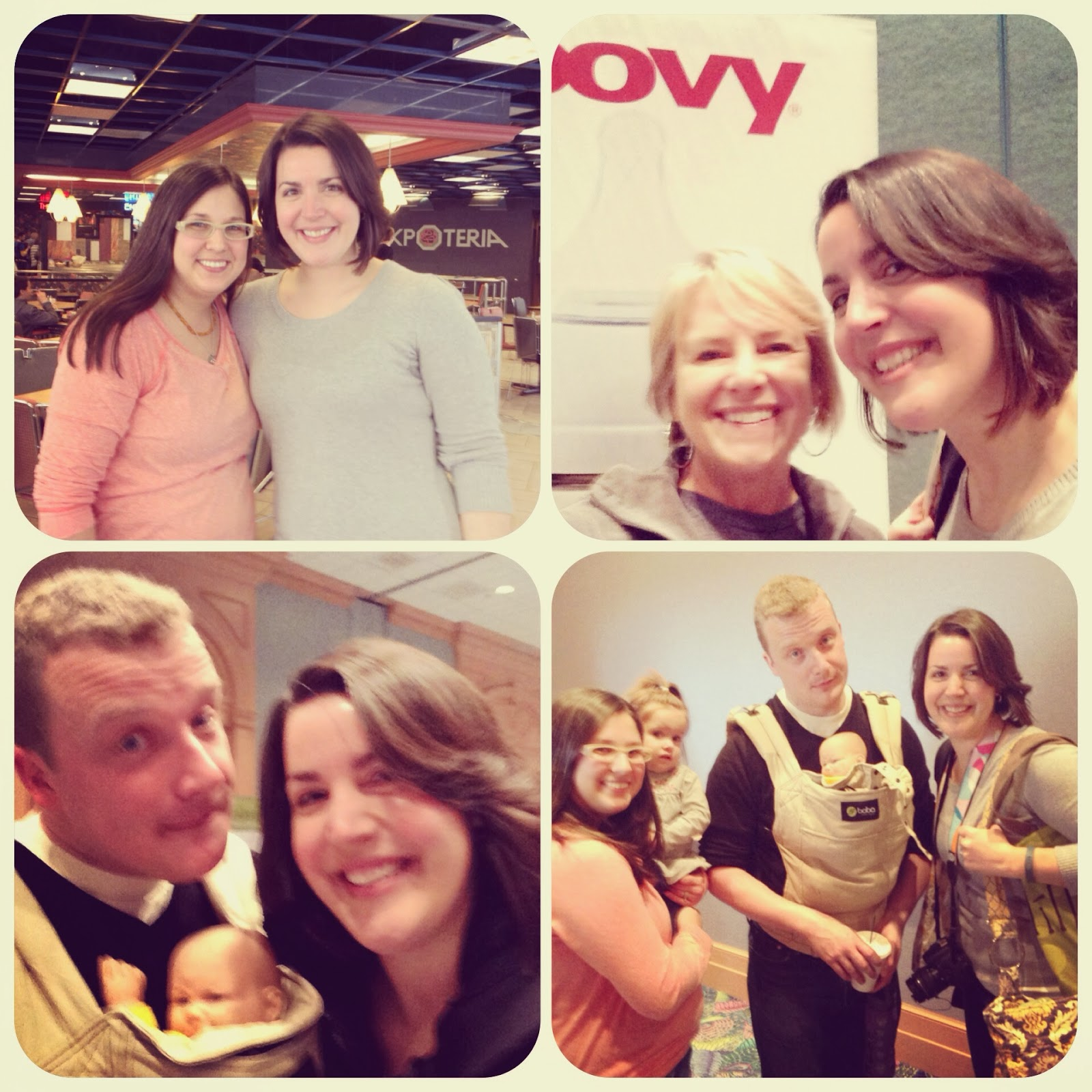 2014 #MommyCon #MommyConChicago #HappeningsoftheHarperHousehold #TheBabyGuyNYC #MomMart #Joovy