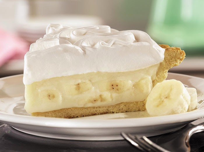 Recipe Exchange: Banana Cream Pie