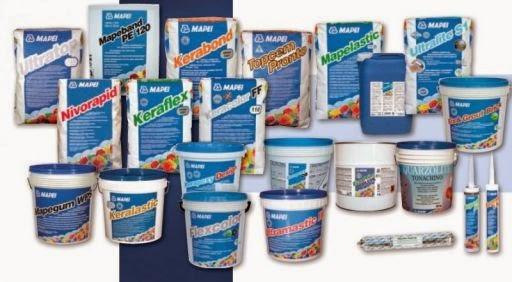 produkty mapei - stavební chemie