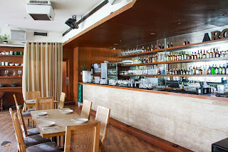 Aracama's Bar Portion (2nd Floor)