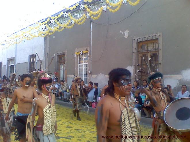 Danza de indios del Valle del Maiz SMA