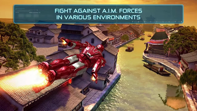 Iron Man 3 - The Official Game v1.3.0 Mod apk