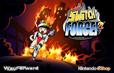 Mighty Switch Force 2 Screenshots