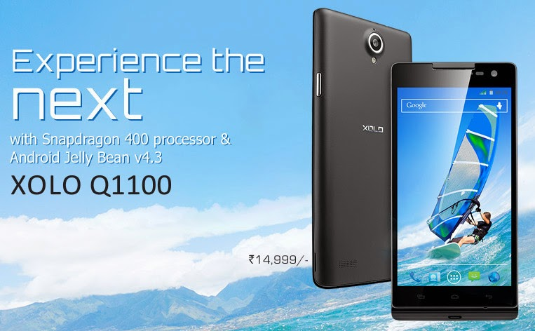 Xolo Q1100 Detailed Specs, Full Features and Price