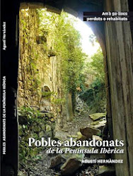 Llibre 'Pobles abandonats de la Península Ibèrica'